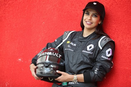 Mujer Saudi F1