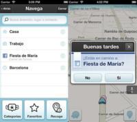 Waze 3.7, el navegador GPS social ahora se integra con tus eventos de Facebook