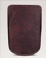 Funda Gucci para iPod y Blackberry