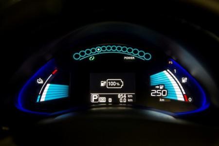 Nissan Leaf 250 Kms