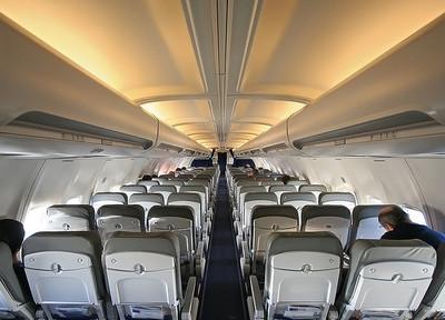 """Asientos de avión con """"microclima"""" personalizado"""