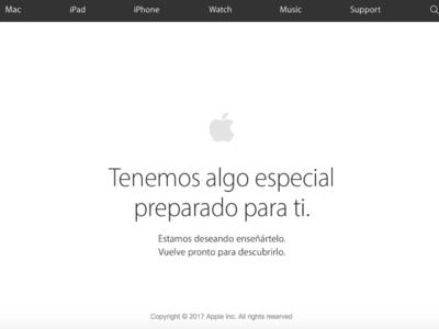 La Apple Store online deja de estar operativa, ¿novedades a la vista?