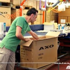 Foto 23 de 33 de la galería fabrica-de-axo-en-italia en Motorpasion Moto