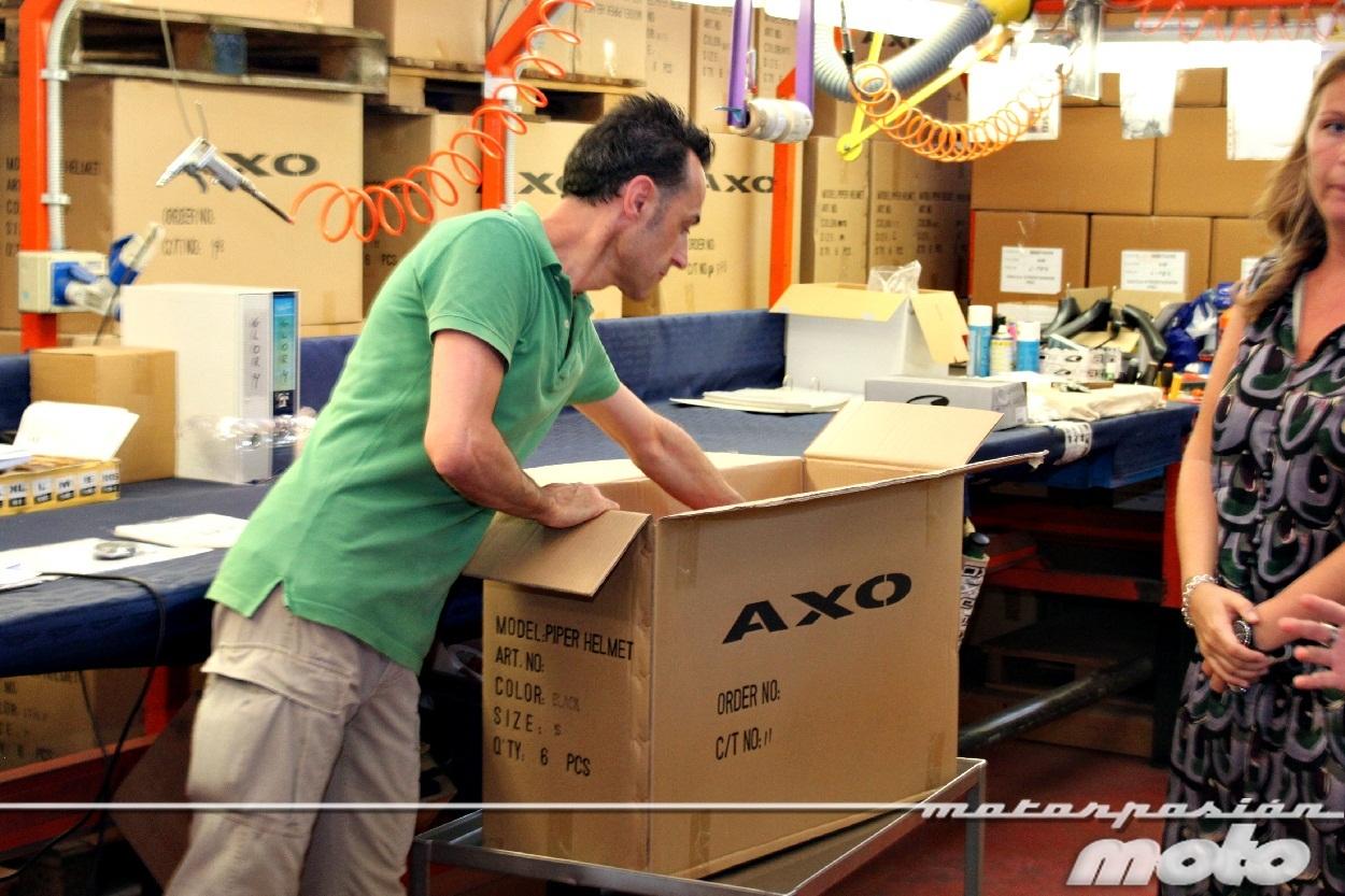 Foto de Fábrica de AXO en Italia (23/33)