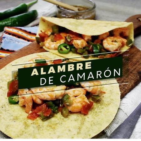 Alambre Camaron