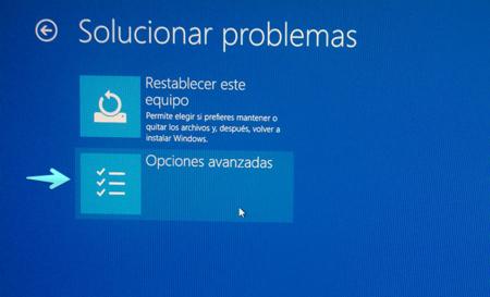solucionar problemas modo seguro windows 10