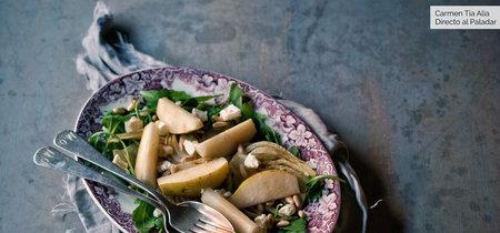 Recetas sin complicaciones para comer bien en el menú semanal del 8 de octubre
