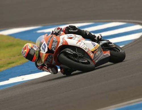 Superbikes Tailandia 2015: Ratthapark Wilairot consigue su primera victoria