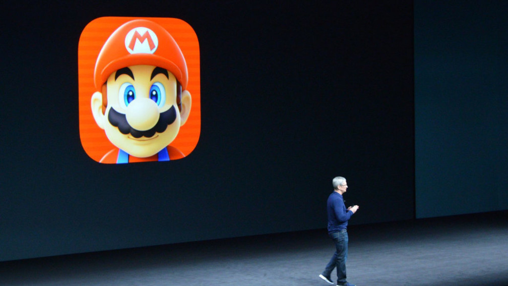 Apple Supermario