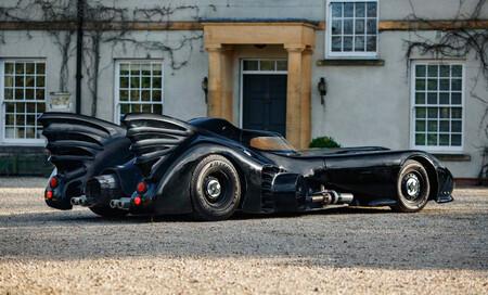Batmobile réplica Tim Burton, a subasta