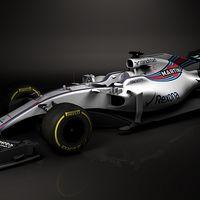Os presentamos el primer F1 de 2017: el Williams FW40
