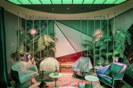 Un mundo onírico inspira el atrevido espacio Gira diseñado por Ele Room 62 en Casa Decor 2019