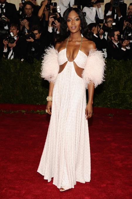 Naomi Campbell Gala MET 2014