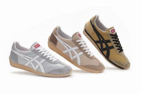 Onitsuka Tiger nos quiere vestir con el calzado más retro (y olímpico) con su línea California 78