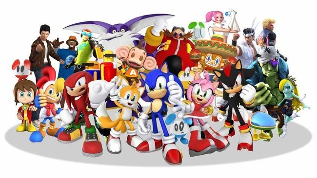 Sonic & SEGA All-Stars Racing 2