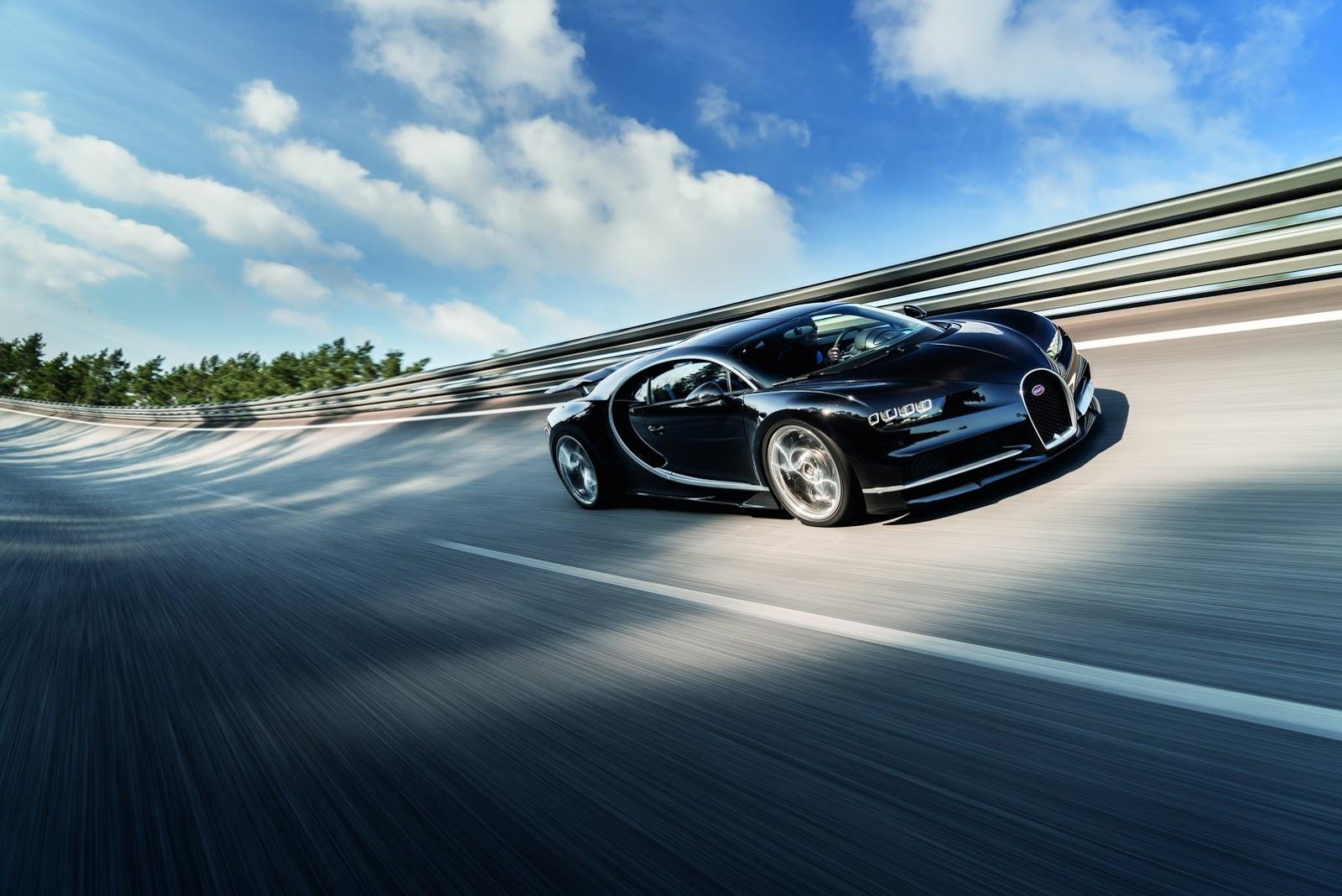 Foto de Bugatti Chiron (37/77)