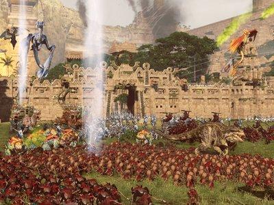 Descubre el Nuevo Mundo en 4K y únete al fragor la batalla de con este épico trailer en 360º de Total War: WARHAMMER II