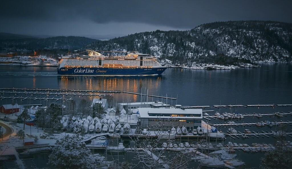 Dinamarca y Noruega quieren que un ferry por hidrógeno una sus capitales, y sería el mayor del mundo