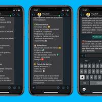 Hispabot-Covid19: probamos el bot de WhatsApp oficial del Gobierno para responder dudas sobre el COVID-19