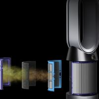 Los nuevos purificadores de aire Pure Cryptomic de Dyson son capaces de eliminar el formaldehído de tu vivienda
