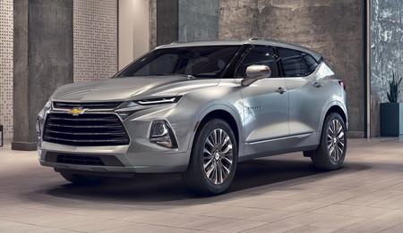 Chevrolet Blazer 2019 3