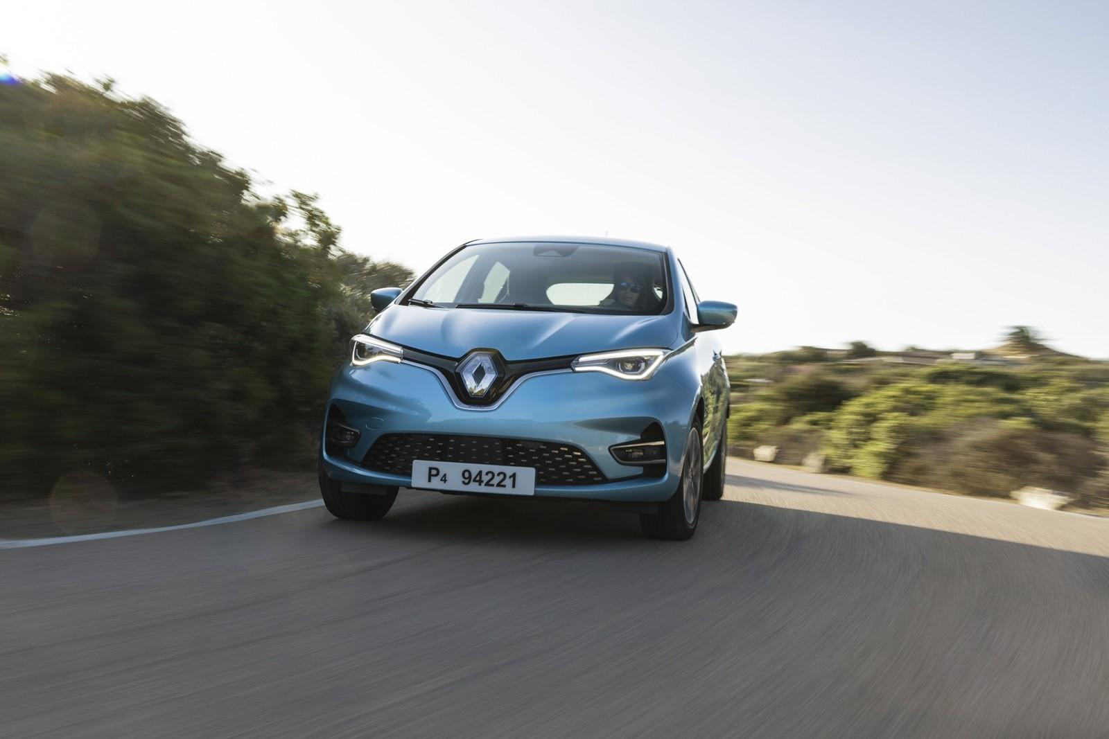 Foto de Renault ZOE 2020, prueba (15/37)