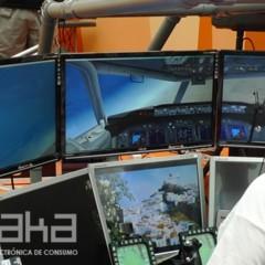Foto 7 de 10 de la galería campus-party-simuladores en Xataka