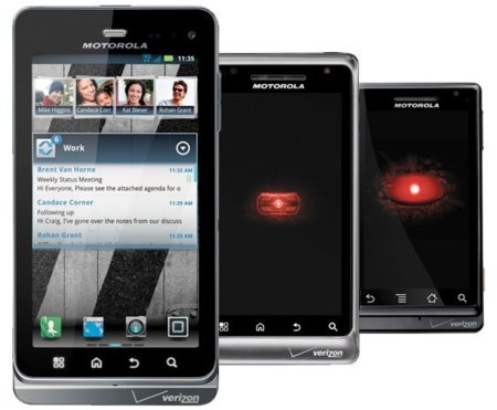 Motorola Droid 3, la evolución del primer Android de éxito