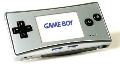 Game Boy Micro: ya está a la venta