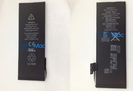 Batería nuevo iPhone