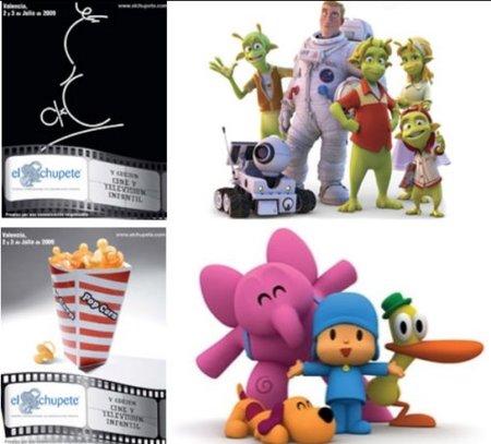 Festival El Chupete 2009: el cine y la televisión infantil como protagonistas