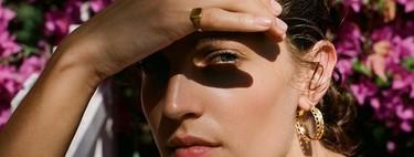 Mango lanza una nueva edición limitada de joyas bañadas en oro tan minimalista que promete volar de las tiendas