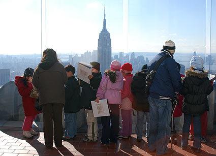 ¿Visitar Nueva York con niños?