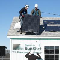 Estos paneles solares se encargan ellos mismos de pedir los permisos para usarlos