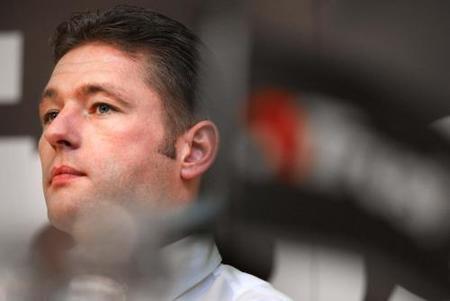 Jos Verstappen estará con Aston Martin en Le Mans