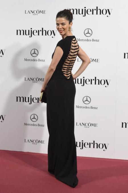 Juana Acosta en los Premios Mujer Hoy 2014