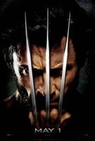 'X-Men Origins: Wolverine', teaser póster