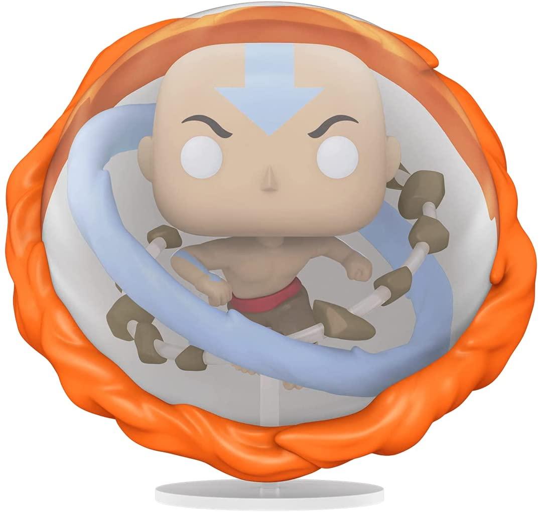 Funko POP! Super: Avatar: The Last Airbender - Aang (Avatar state)