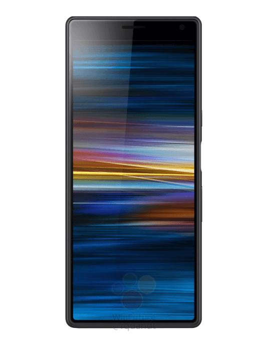 Fotografías filtradas del Sony Xperia XA3