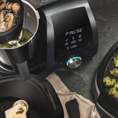 Este robot de cocina de Cecotec está muy valorado entre los compradores y rebajadísimo en AliExpress Plaza