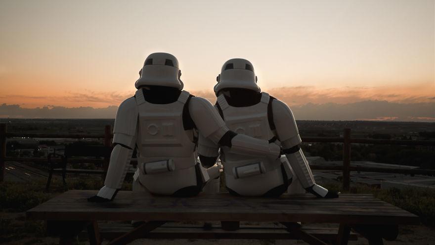 Foto de El día a día de los Stormtroopers (5/16)