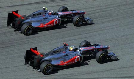 McLaren llevará entre diez y doce mejoras para el Gran Premio de España