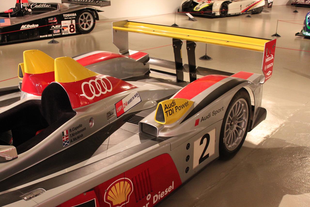 Foto de Museo 24 horas de Le Mans (89/246)
