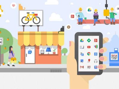 Pronto podrás encontrar tu smartphone buscando en Google