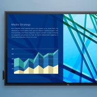 Dell 86 4K Interactive Touch Monitor: las salas de reuniones ya tienen alternativa al Surface hub de Microsoft