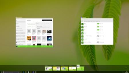 Windows 10 Virtualdesktops