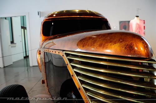 Detalles de lo que puedes ver en el Museo Automovilístico de Málaga