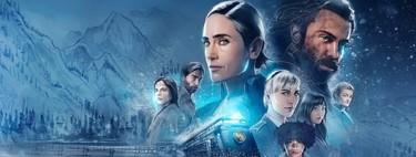 'Snowpiercer: Rompenieves': Netflix estrena una serie que convierte el film de Bong Joon-ho en un frío Orient Express distópico