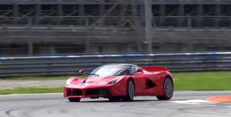 Ferrari LaFerrari XX, ¿para Diciembre?