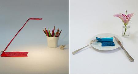 Bite Me, la lámpara comestible de Victor Vetterlein